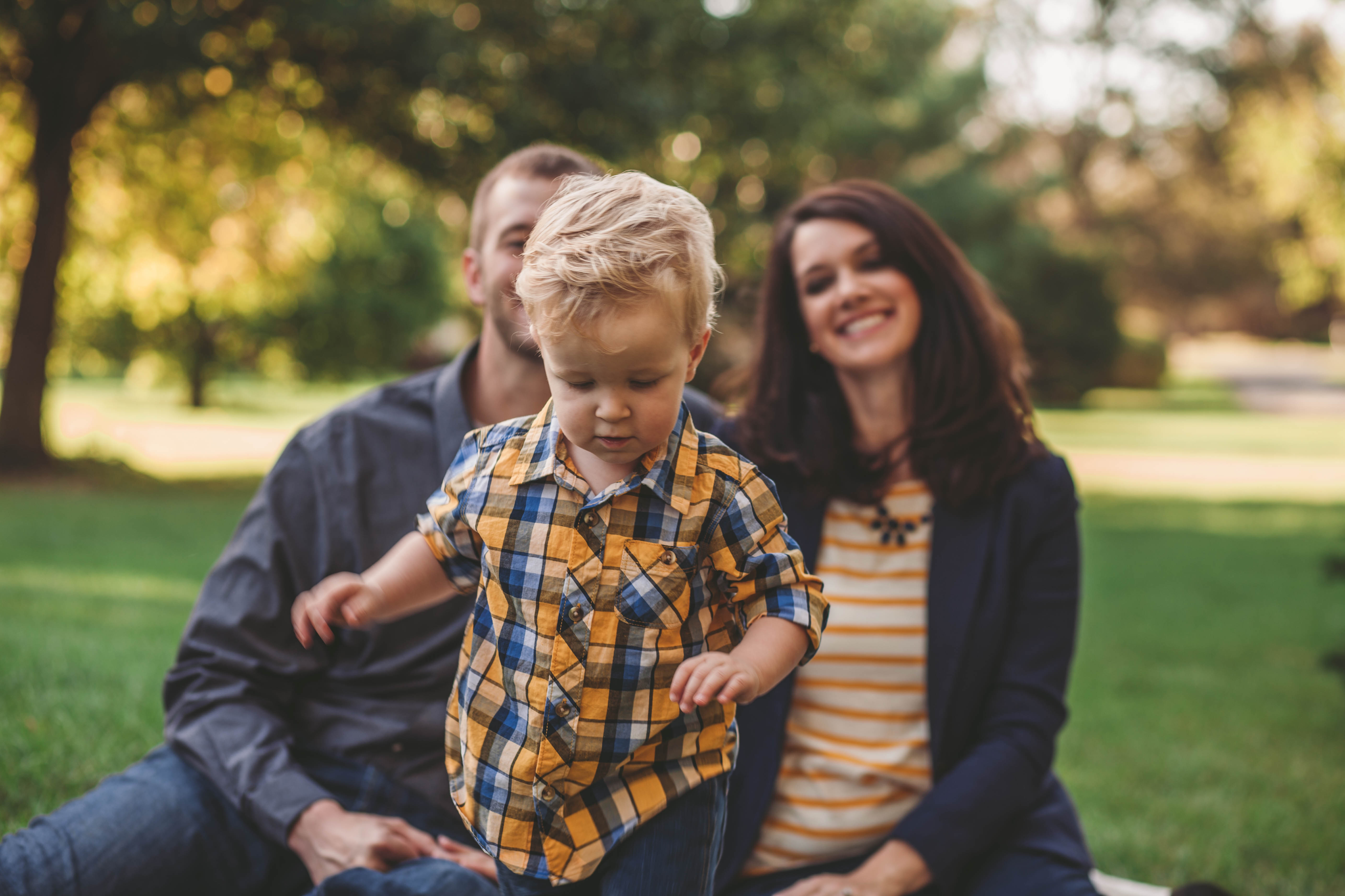 { Bustard Family Session }
